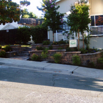 Martinez Front Yard Makeover After